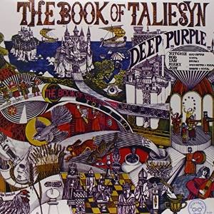 DEEP PURPLE-Book Of Taliesyn