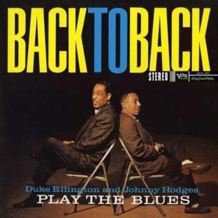 DUKE ELLINGTON/JOHNNY HODGES-Back to Back
