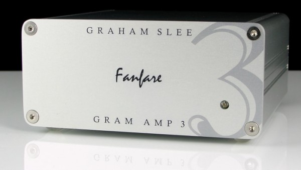GRAHAM SLEE GRAM AMP3 FANFARE-Moving Coil Phono Preamp