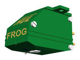 VAN DEN HUL FROG GOLD-Phono Cartridge