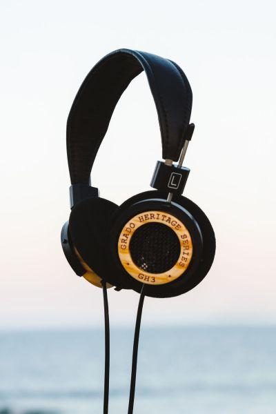 GRADO HERITAGE GH-3-Headphones