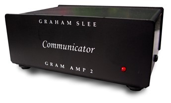 GRAHAM SLEE-Gram Amp 2 Communicator-Phono Preamp