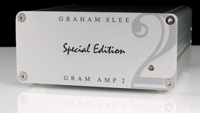 GRAHAM SLEE GRAM AMP 2SE-Phono Preamplifier