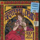 GRATEFUL DEAD-PNE Garden Auditorium 1966