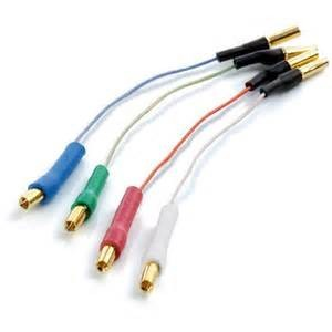 CLEARAUDIO HEADSHELL CABLE-Headshell Wire