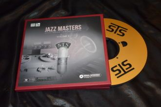 JAZZ MASTERS VOLUME 4-Open Reel Music