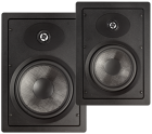 TOTEM KIN IW6 SLIM-IN WALL  SPEAKERS PAIR