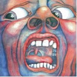 KING CRIMSON-In the court of  the Crimson King