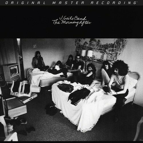 J GEILS BAND-The Morning After Mo-Fi