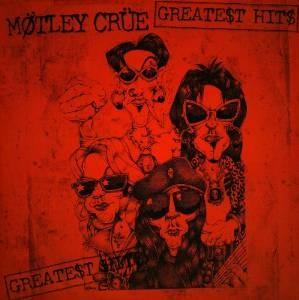 MOTELY CRUE-Greatest Hits