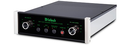 MCINTOSH MP-100-Phono Preamplifer