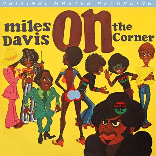 MILES DAVIS- On the Corner