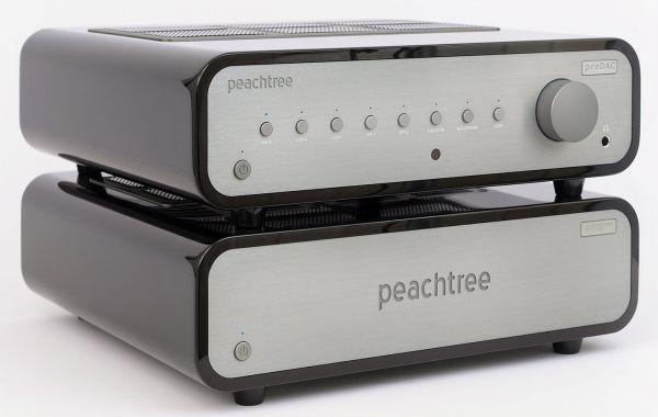 PEACHTREE PREDAC/AMP500-Preaamp/Poweramp
