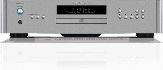 ROTEL RCD 1572-Compact Disc Player