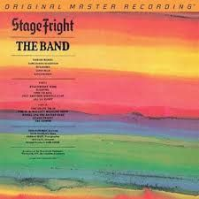 THE BAND-Stage Fright