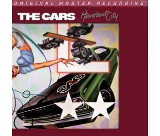 THE CARS-Hearbreak City