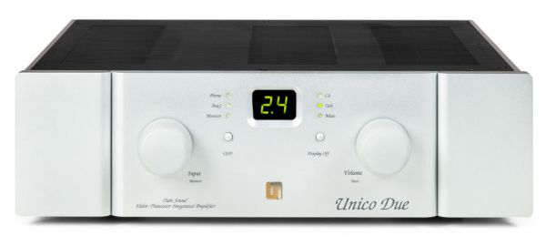 UNISON RESEARCH UNICO DUE-Integrated Amp